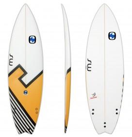 Tabla de surf MS Crazy Fish