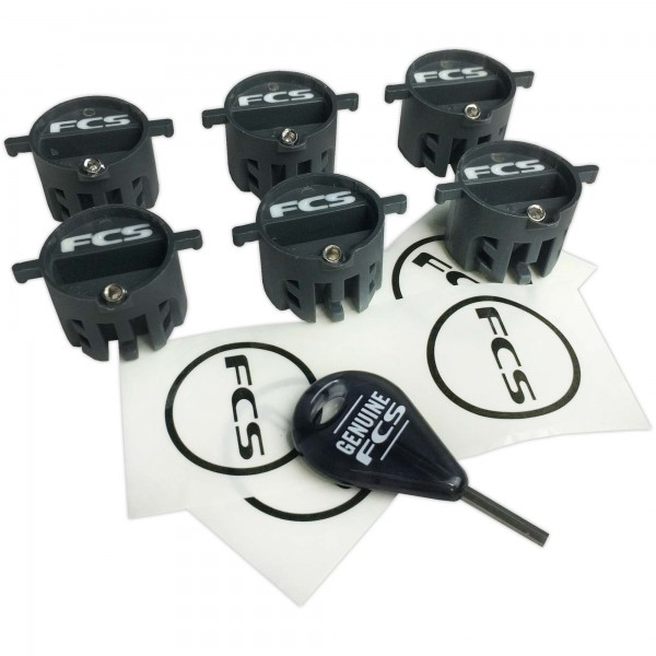 Imagén: Set of 6 FCS X2 Plugs