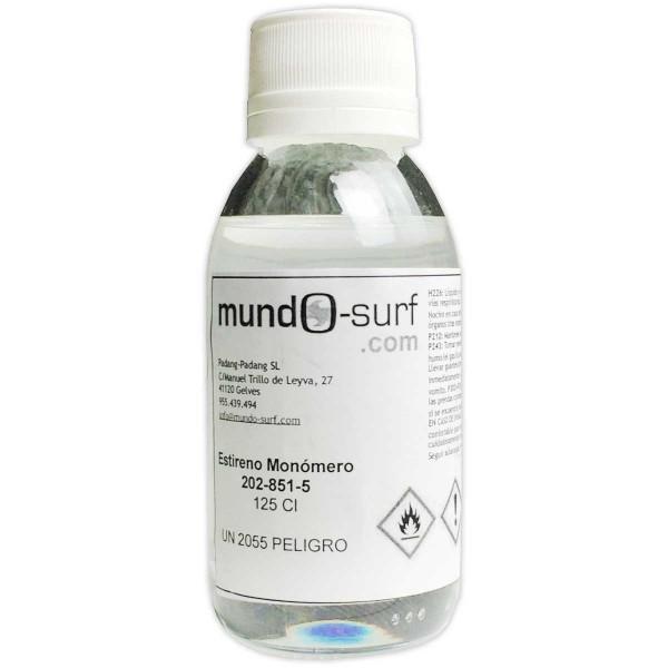 Imagén: Aditivos Estireno Monomero - 125Ml