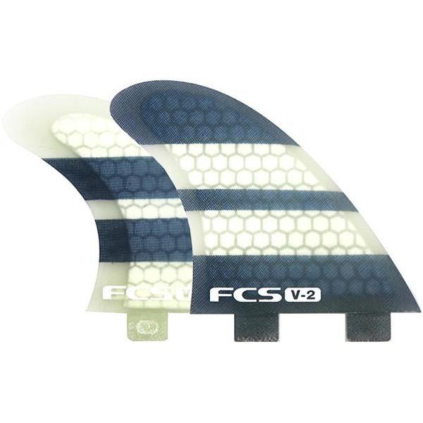 Imagén: Quillas FCS V2 Quad