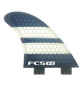 Fins surf FCS V2