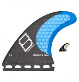 Finnen Shapers Carbon Stealth, S-Serie Futures