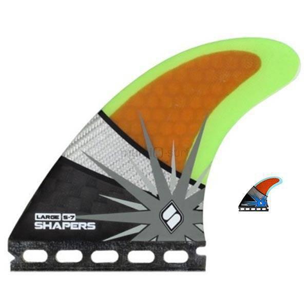 Imagén: surfboards Fins Shapers Spectrum Futures