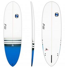 Planche de surf MS Funny Turtle