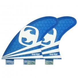 Kiele hinten quad Welt-Surf-MS-1 Corelite