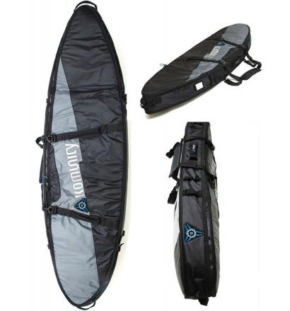 Housse de surf double Komunity Armour Lightweight traveller