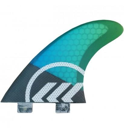 Ailerons de surf Kinetik Parko Signature