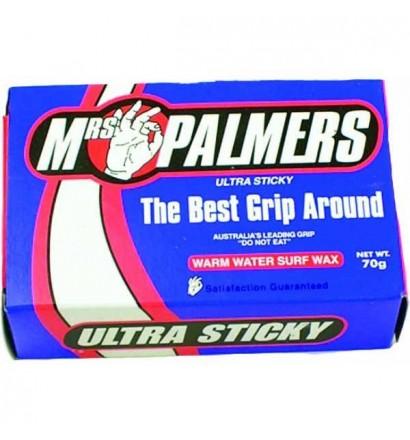 Mrs Palmers surf wax