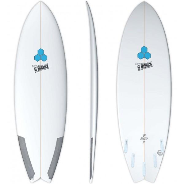 Imagén: Surfboard Channel Island Pod Mod