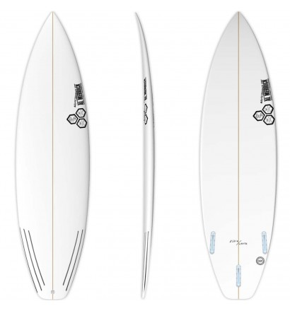 Prancha de surf Channel Island Black and White
