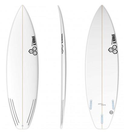 Tabla de surf Channel Island Black and White