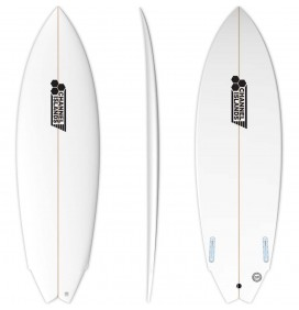 Surfboard Channel Island Twin Fin
