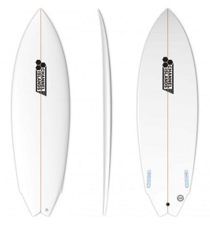 Prancha de surf Channel Island Twin Fin