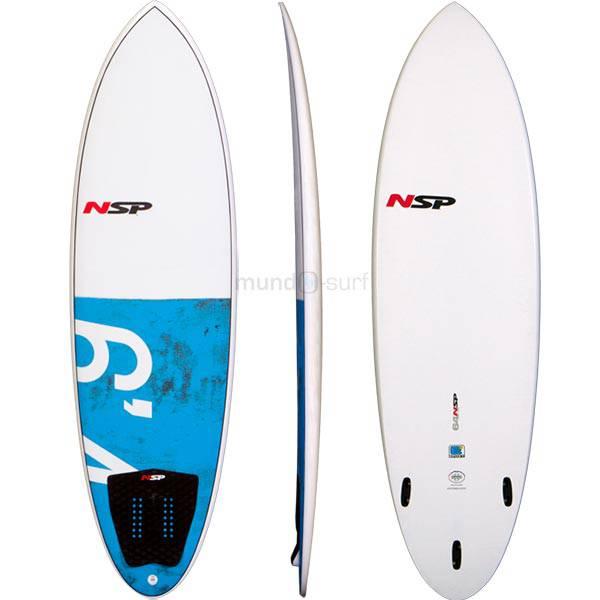 tabla de surf nsp hybrid